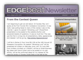 EDGEbeat Vol1 Issue 10