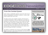 EDGEbeat Vol1 Issue 13