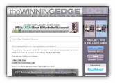 theWinningEDGE Vol6 October 2010