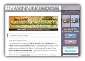 theWinningEDGE Vol7 January 2011