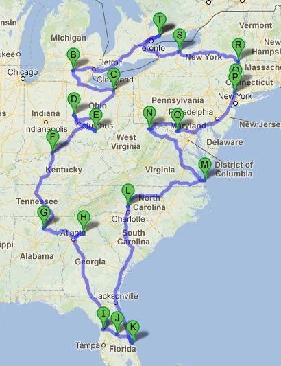 road trip v4