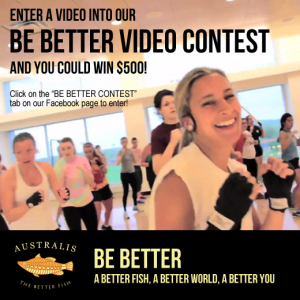 Be Better Contest
