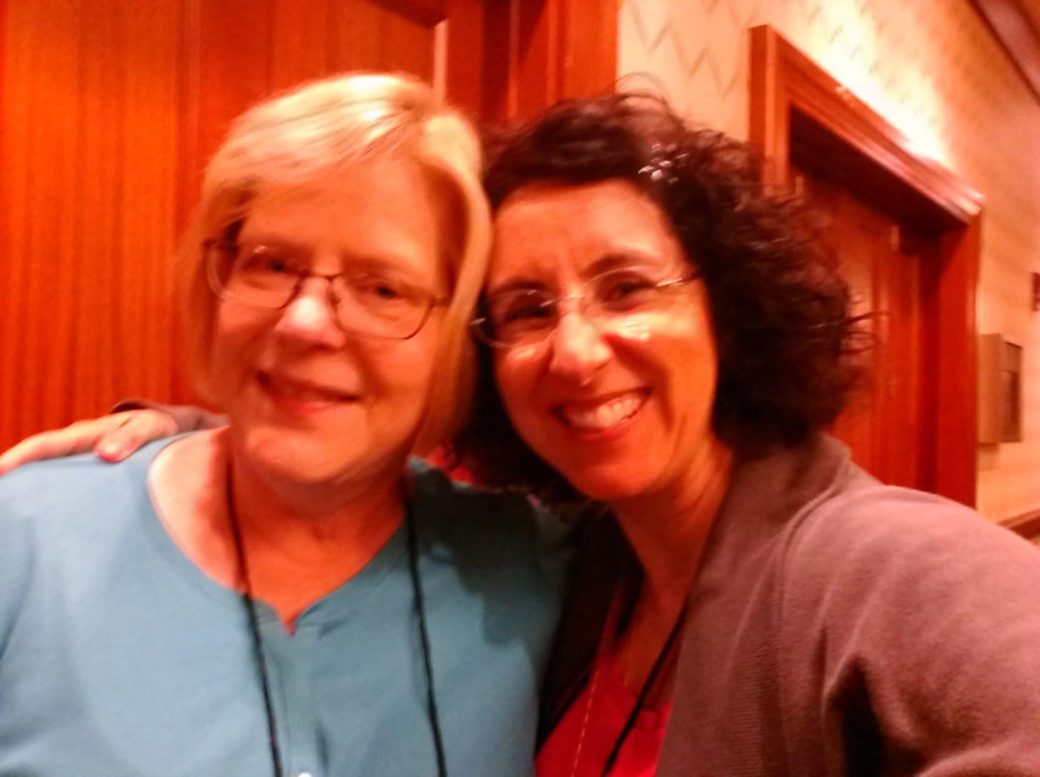 Susan & Carolyn