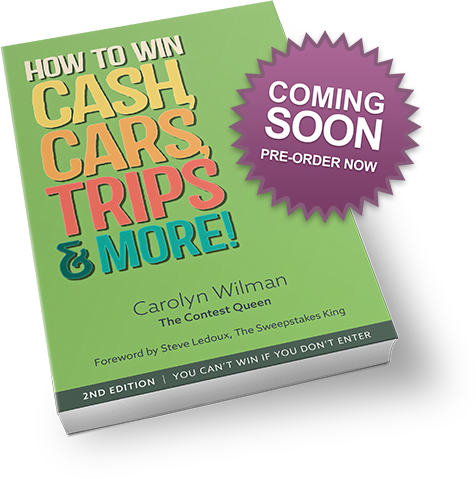 How To Win Cash, Cars, Trips & More!