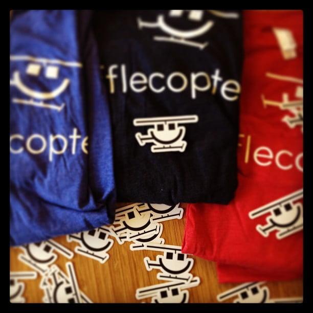 Rafflecopter t-shirts