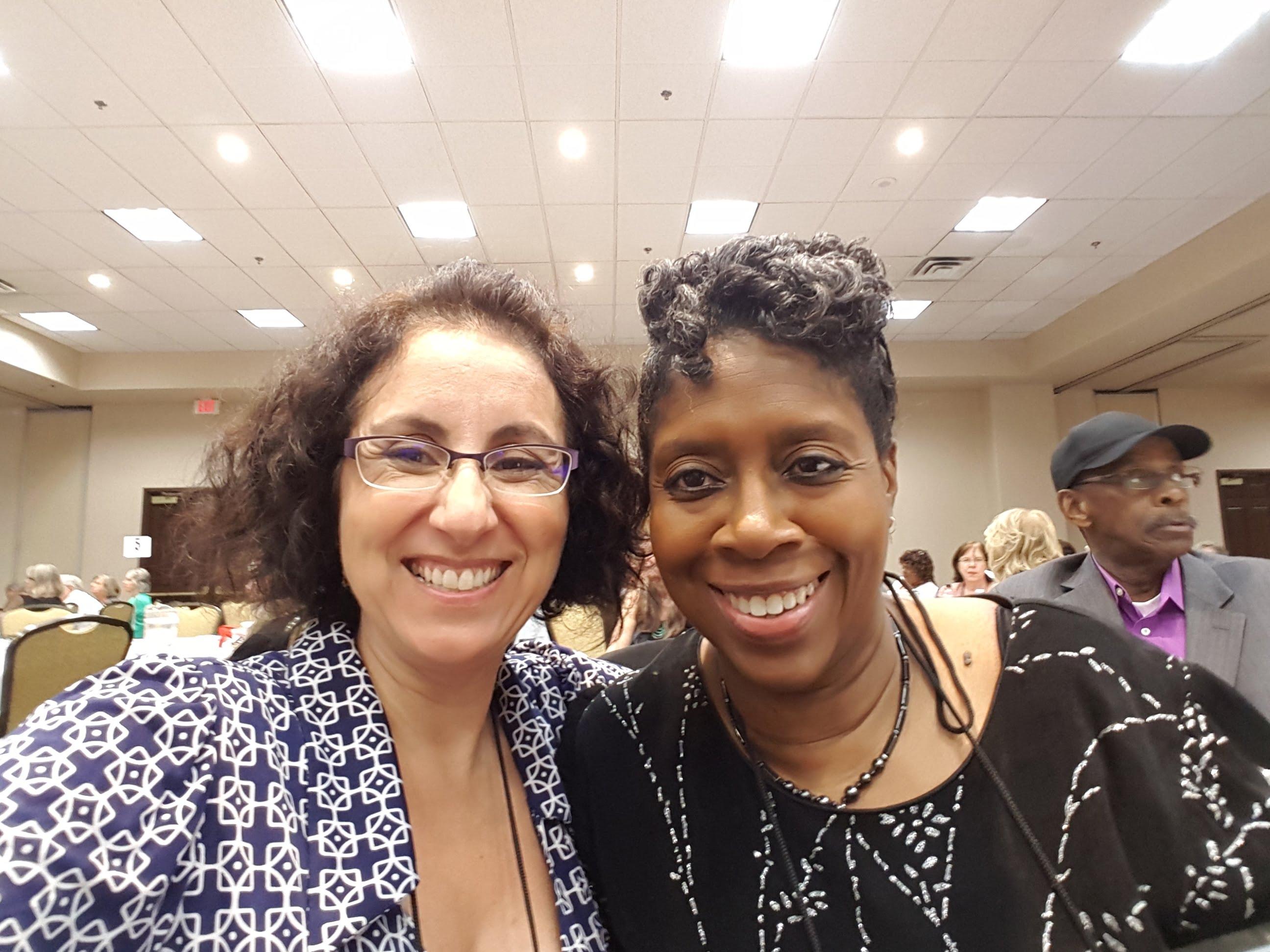 Carolyn & Rhonda