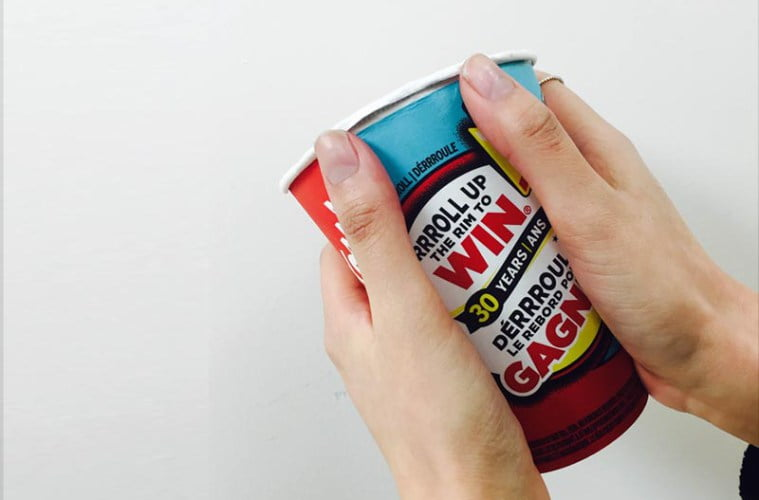 RRROLL UP THE RIM TO WIN Etiquette: How to Properly Roll