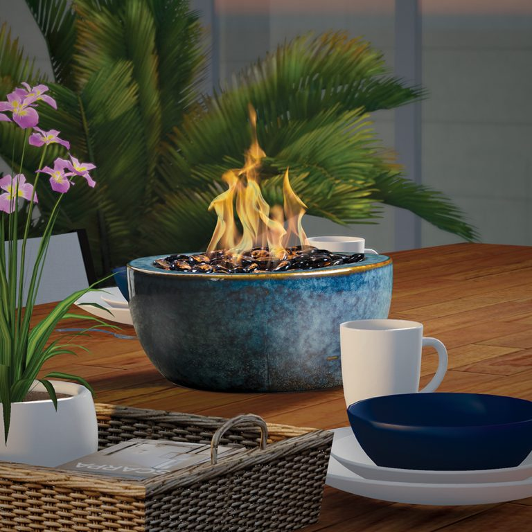 Win a TableFire™ Umbrella Hole Firebowl!