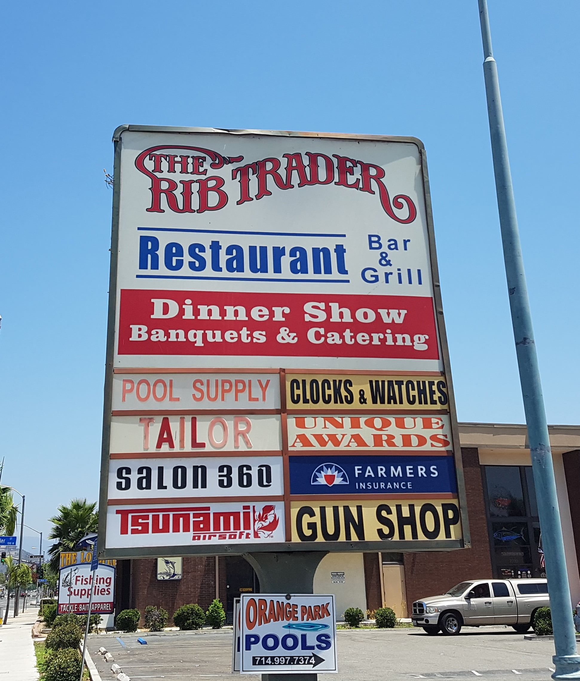 The Rib Trader