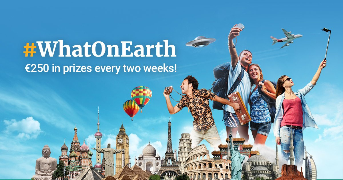 #WhatOnEarth Contest