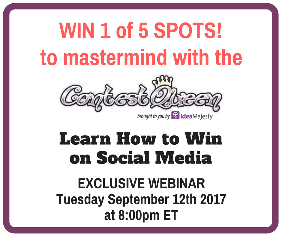 Win 1 of 5 Mastermind Spots!