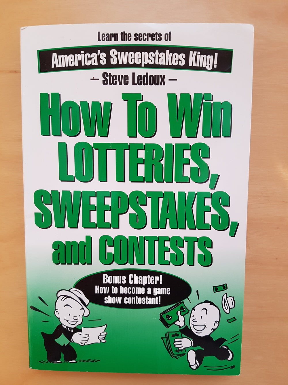 How To Win Lotteries. Sweepstakes, and Contests.