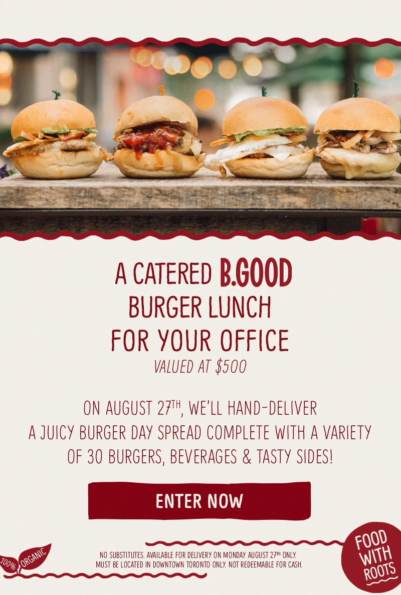 Win Lunch For Your Office
