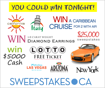 Learn How To Win Sweepstakes, Contests & Giveaways